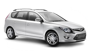 PAUK Autovermietung WIEN günstig Hyundai i30