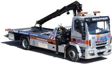 Abschleppdienst Pannenhilfe Autoentsorgung Lastkraftwagen Wien