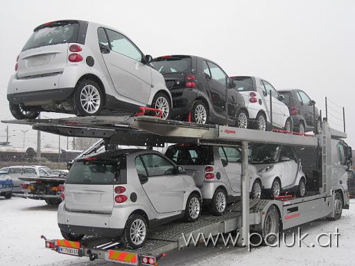 Autorückholdienst Wien Pauk - Pannenhilfe - City Transporter