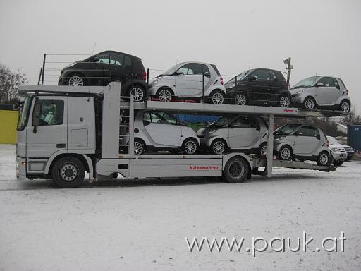 Autotransporte Wien Pauk - Europaweit