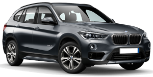 Autovermietung Autoverleih Wien PAUK - BMW X3 Modell 2016