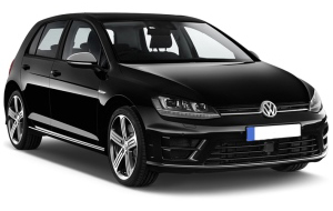 2014 Volkswagen Golf R 5-Door Hatchback