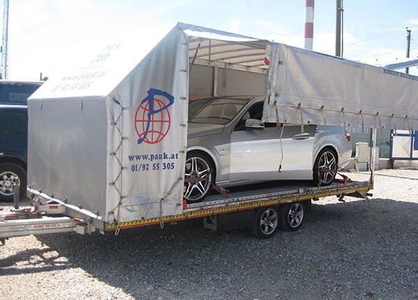 Autotransporte europaweit – Exclusive Car Transporte