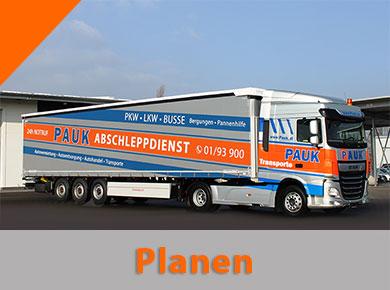 Abschleppdienst Pauk Planen-transporte in Wien