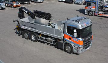 Pauk Wien Abschleppdienst Baustofftransport LKW