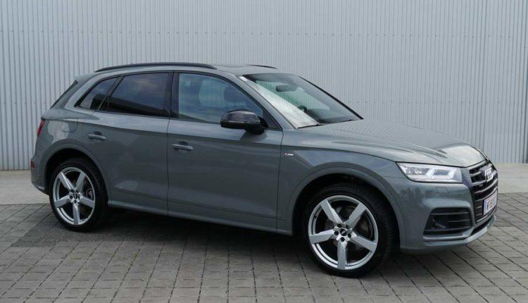 Audi Q5 – Automatik – S-Line