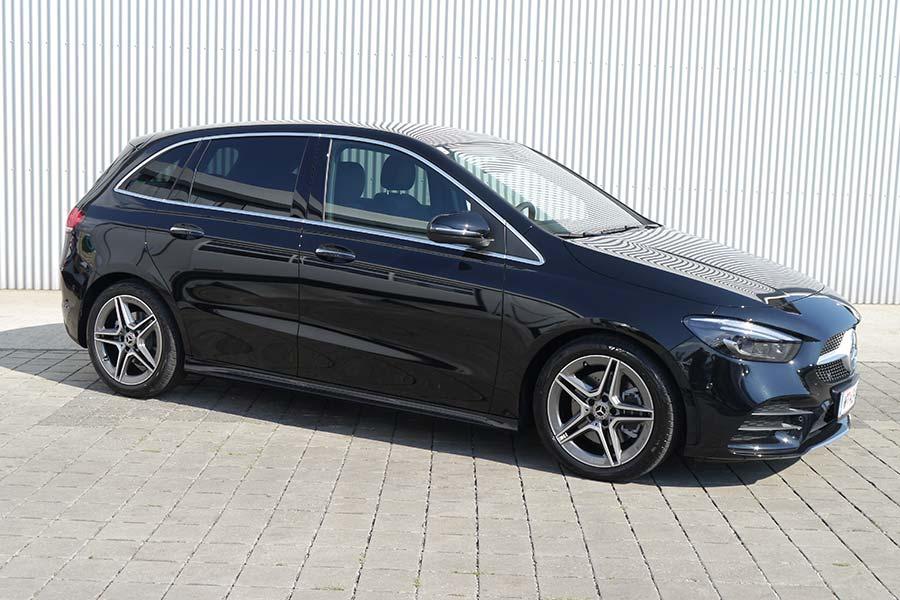 Mercedes d 220