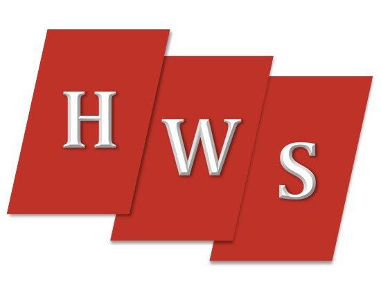 HWS Leihmaschinen Logo